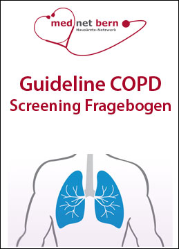 Guideline COPD Screening Fragebogen